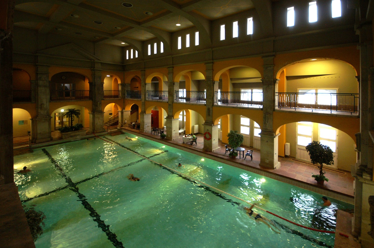 Rudas Bath: An Ancient Tradition of Soaking in Budapest | The ...