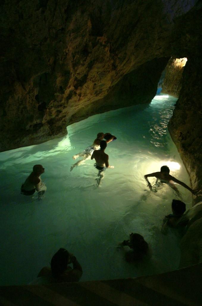 Hungary S Underground Gem The Cave Bath Of Miskolc The
